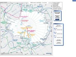 Odkrywanie Antarktydy - ćwiczenia