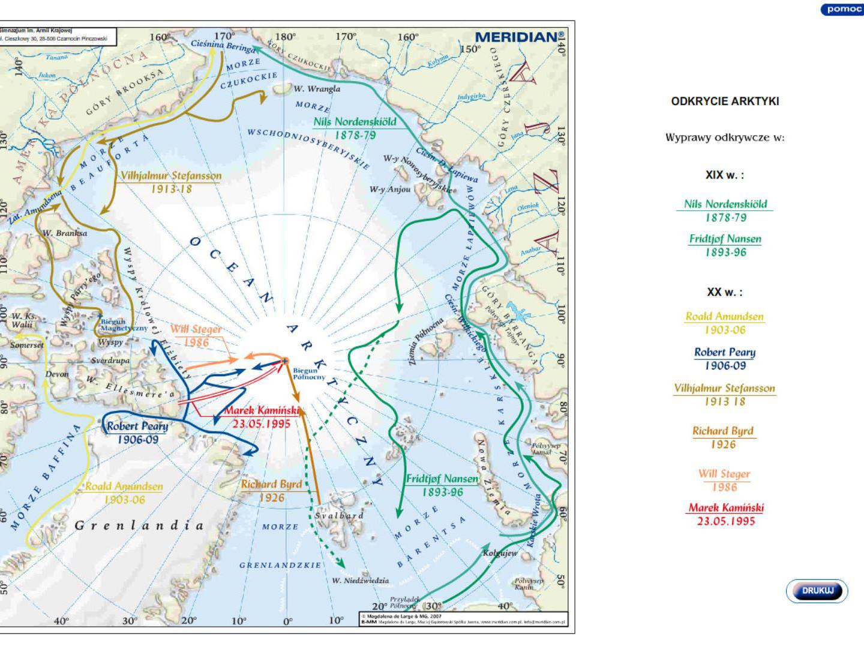 Odkrywanie Arktyki