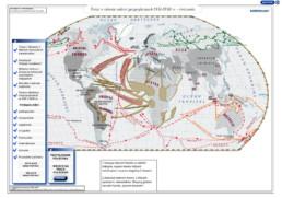 Świat odkryć geograficznych XVII-XVIIIw - ćwiczenia