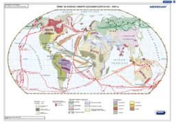 Świat odkryć geograficznych XVII-XVIII w