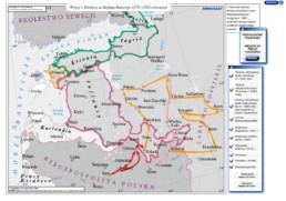 Wojny z Moskwą za Stefana Batorego 1579-1582 - ćwiczenia