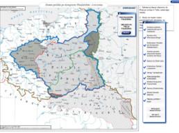 Ziemie polskie po Kongresie Wiedeńskim - ćwiczenia