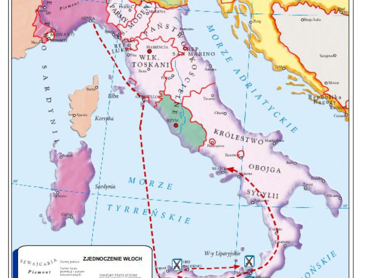 Zjednoczenie Włoch